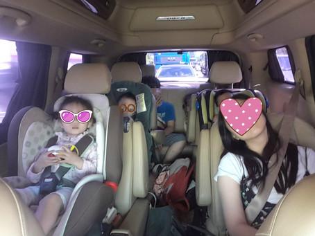 하이리무진 가족여행 이용후기