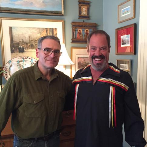 Michael and John Thorpe
