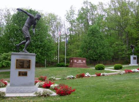 Visit the Jim Thorpe Memorial
