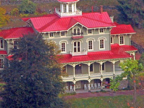 Tour the Asa Packer Mansion