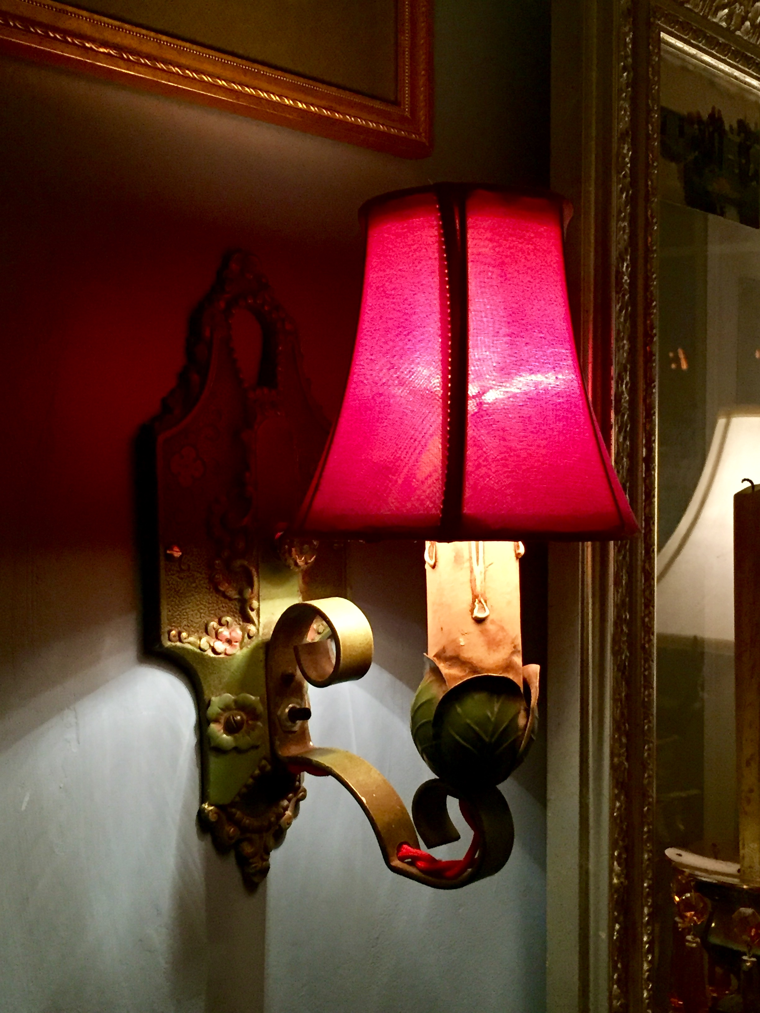 Dining Room Sconces