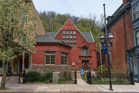 Historic Dimmick Library