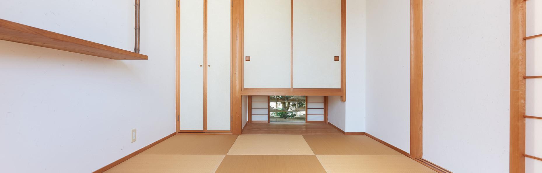 和室/4.5畳/押入/クローゼット