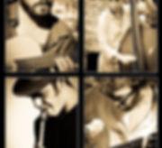les TIRE-BOUCHONS /jazz manouche clarinette guitares contrebasse  balboa