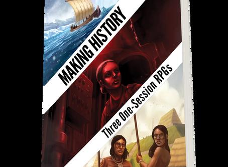 Molten Sulfur's Latest Book Is Now on Kickstarter!