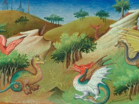 The Wonders of Sir John Mandeville: the Mediterranean