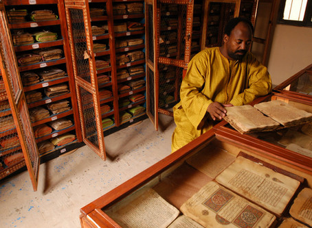 Mali's Real-Life Adventurers' Guilds