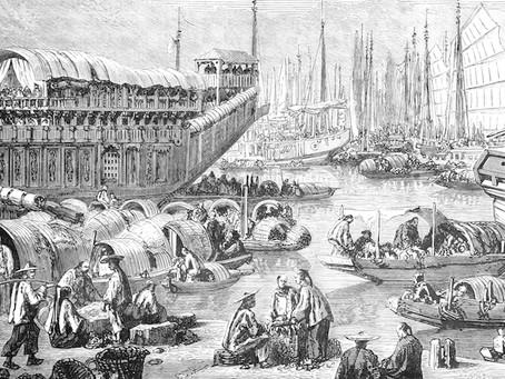 Shanty Hunters: Ports