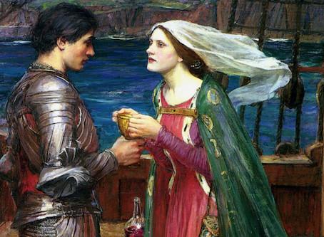 Magic Items From Arthurian Myth