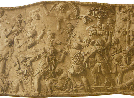 PCs on the Battlefield: Caesar's Wars (part 2)