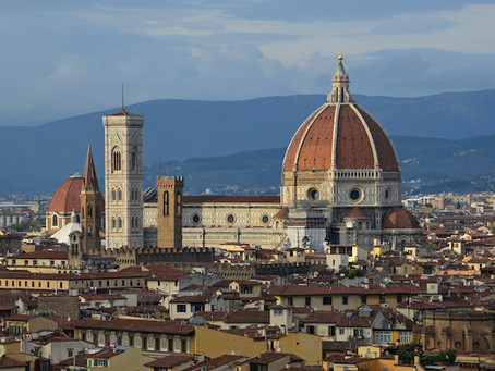 The Florentine Architecture Feud