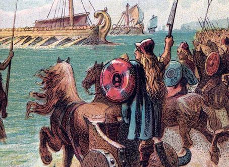 PCs on the Battlefield: Caesar's Wars (part 1)