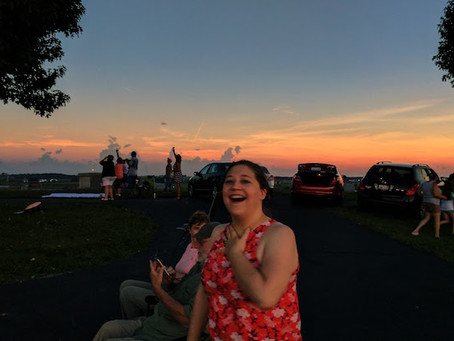 What's It Like to Witness an Eclipse?