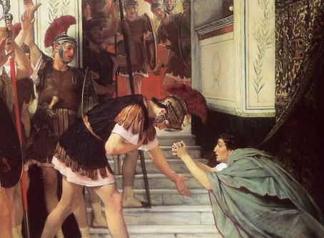 Crowning Claudius