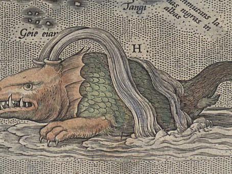 Icelandic Sea Monsters