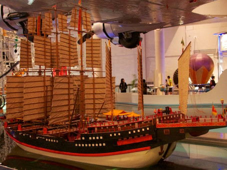 Zheng He's Alien Invasion
