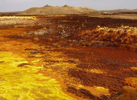 Dallol Hydrothermal Field