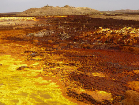 Dallol Hydrothermal Field
