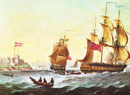 Spying on English Slavers