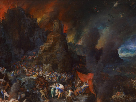 What Aeneas Saw in Hell (pt. 2)