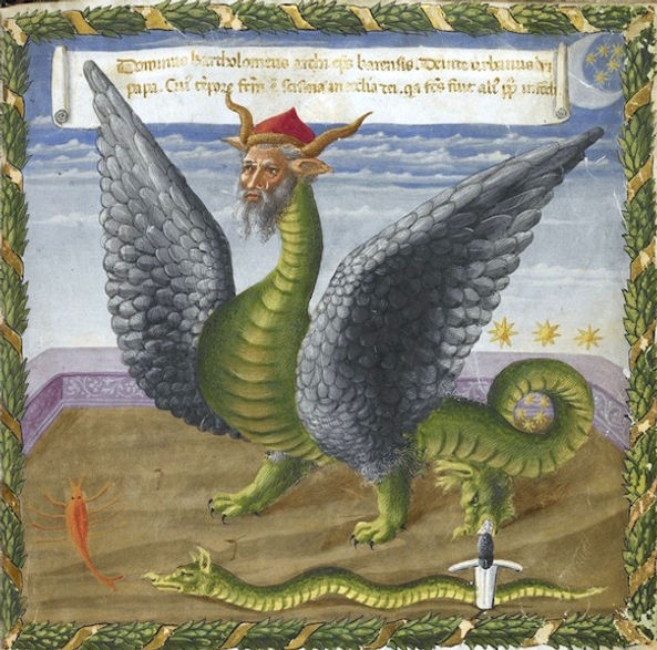 Weird Medieval Monsters