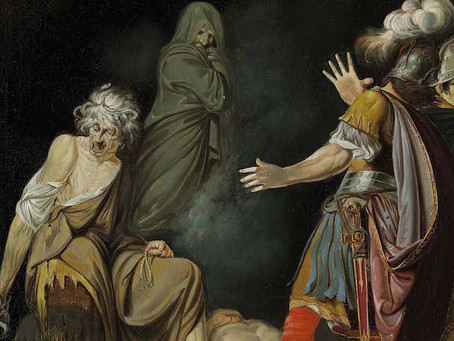 The Cruel, Prophetic Witch of Northern Greece