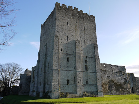 Three Unusual British Castles