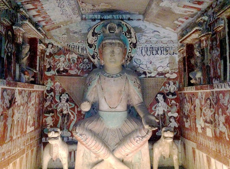 The Dunhuang Manuscripts and the Mogao Caves