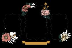 Floral Horizontal