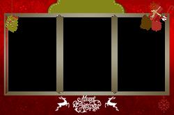 Christmas Strip