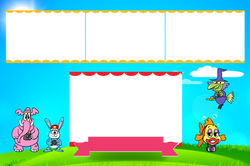 Kids party Theater