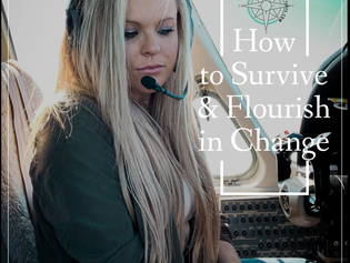 How to survive and Flourish in Change
