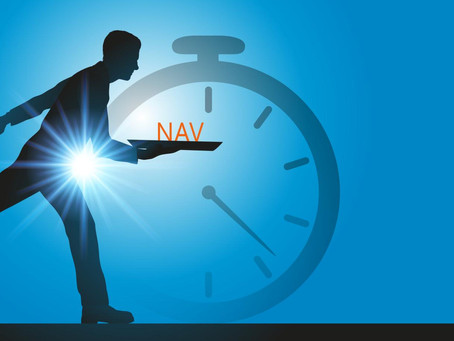 How do you manage short timing to publish NAV?