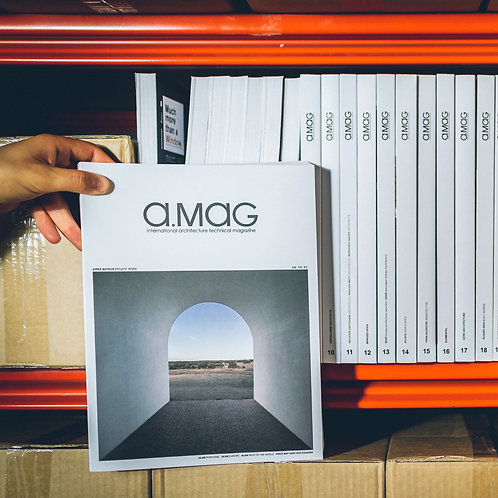 BACK IN STOCK |  AMAG 08  AIRES MATEUS