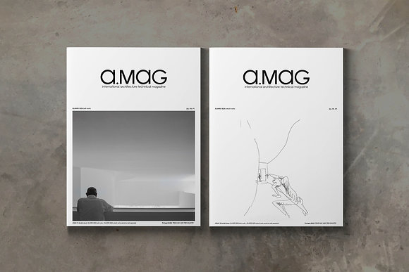 AMAG 18 | ÁLVARO SIZA double issue