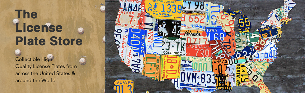License Plate Store