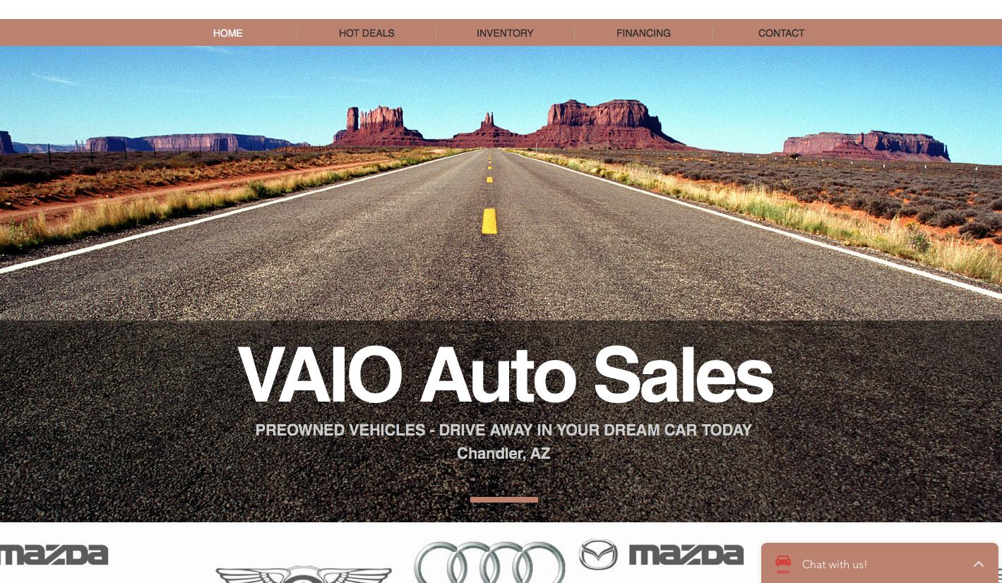 Vaio Auto Sales