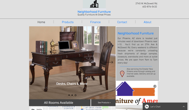 Neighborhood Furniture