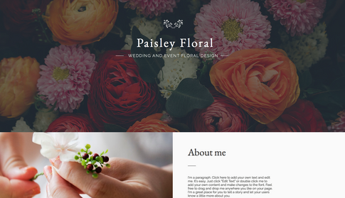 Paisly Floral Co