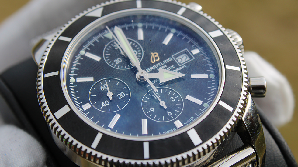 Breitling Superocean Heritage Chronograph 46mm Ref#: A13320