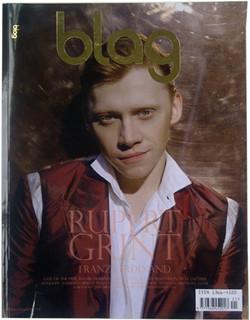 Rupert Grint Cover 2009