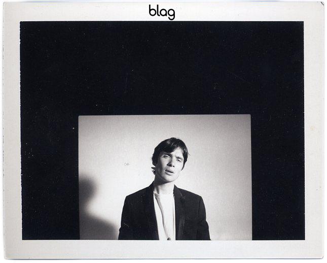 Cillian Murphy Polaroid 2006