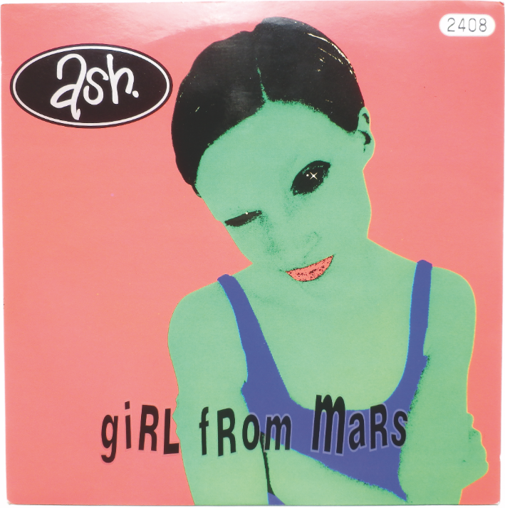 Girl From Mars by Ash 1995