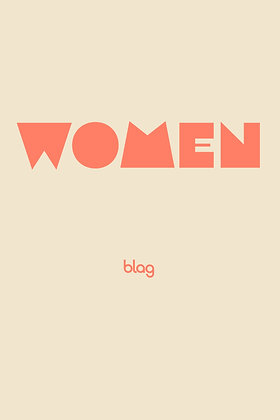 Limited Edition BLAG WOMEN Poster