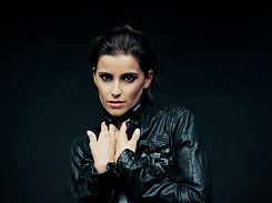 Nelly Furtado for BLAG magazine Photography by Sarah J. Edwards