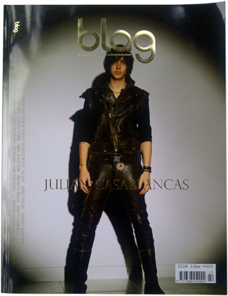 Julian Casablancas Cover 2011