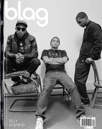 N*E*R*D Cover 2008