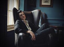 Sam Riley for BLAG magazine Photography by Sarah J. Edwards