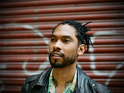 Miguel for BLAG magazine Photography by Sarah J. Edwards