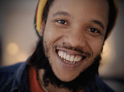 Stephen Marley for BLAG magazine Photography by Sarah J. Edwards